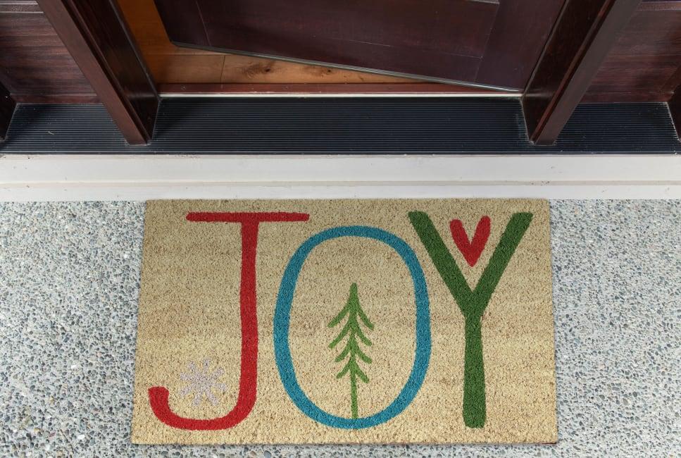 Joy Doormat