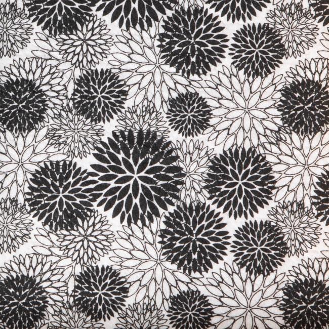 Black Dahlia Shelf Liner (Set of 2)