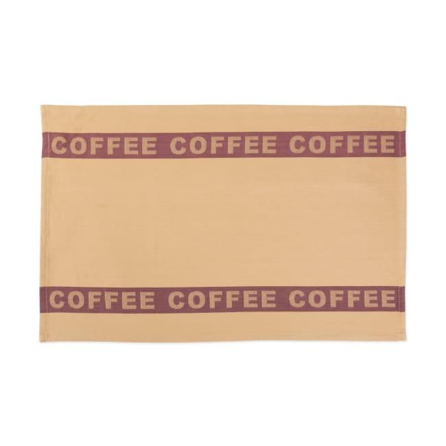 Coffee Jacquard Dishtowel (Set of 3)