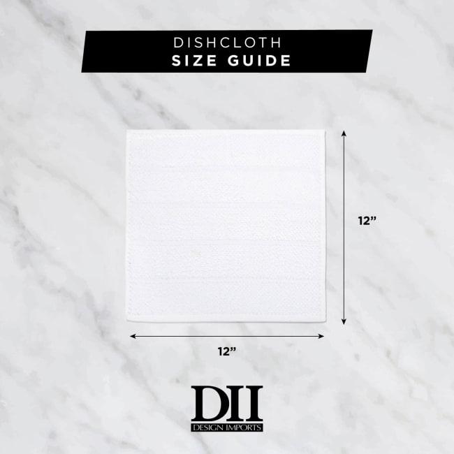 Lakehouse Check Heavyweight Dishcloth (Set of 4)