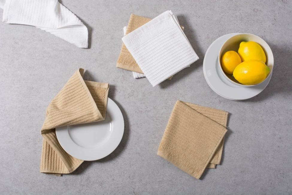 Pebble Basic Chef Terry Dishcloth (Set of 6)