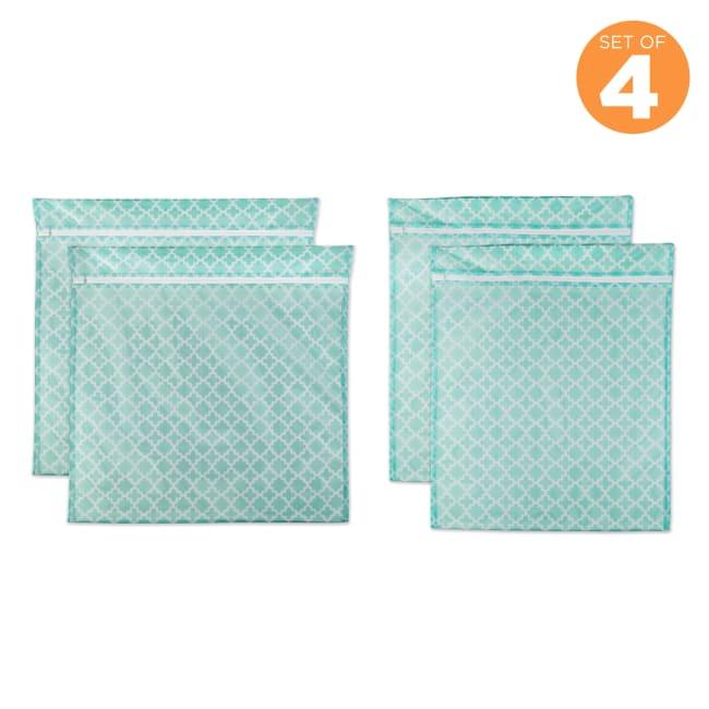 Aqua Lattice Set E Mesh Laundry Bag (Set of 4)