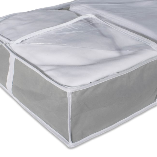 Gray Soft Storage 24x18x12 Set/2