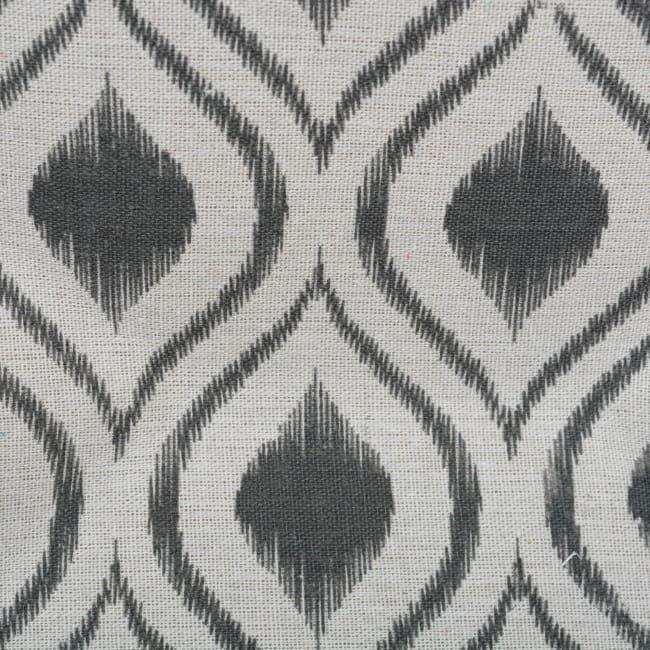 Polyester Storage Bin Ikat Mineral Rectangle Medium 16x10x12