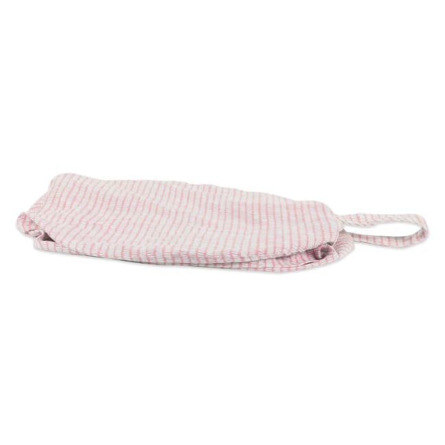 Polyester Kids Keeping Score Pink Sorbet Bean Bag