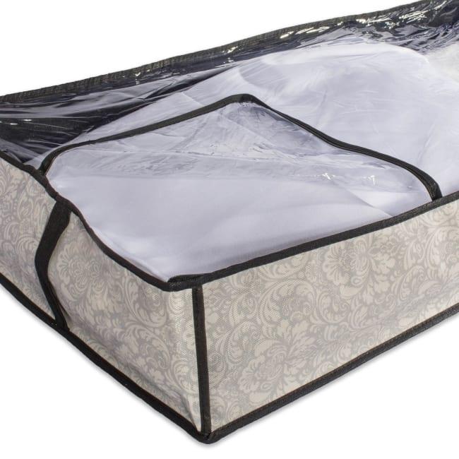 Soft Storage 40x18x6 Damask S/2