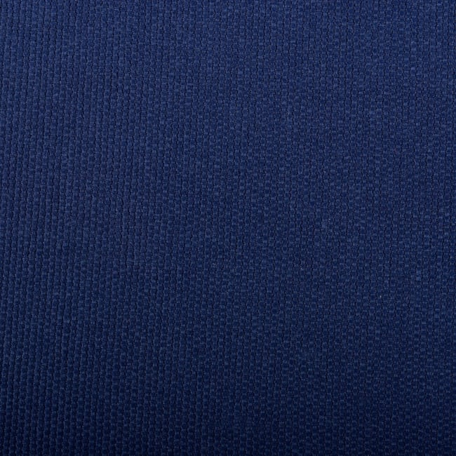 Polyester Cube Solid Nautical Blue Square 11x11x11