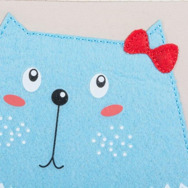 Polyester Kid Kitty Caddy 11x10x10