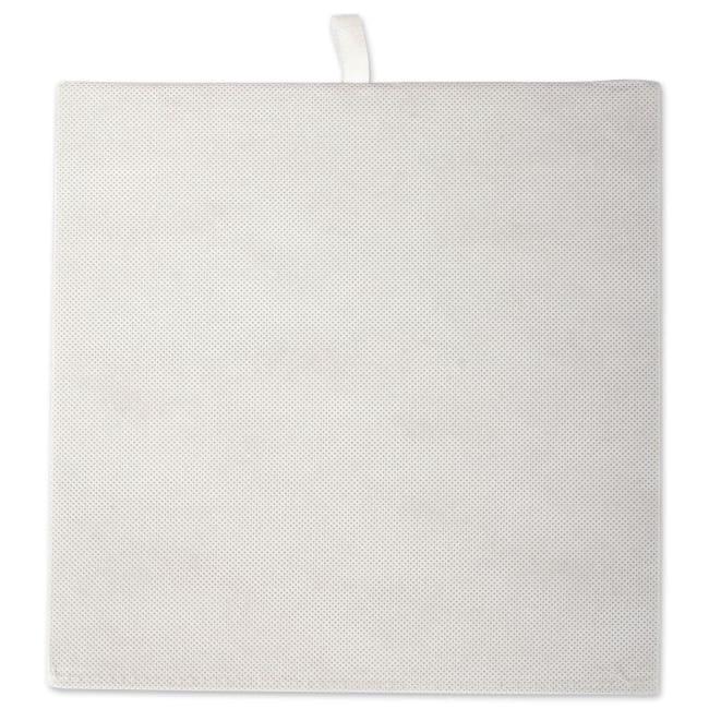 Polyester Cube Stripe Black Square 13x13x13