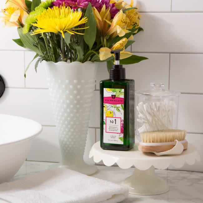 Via Mercato No. 1 Liquid Hand Soap
