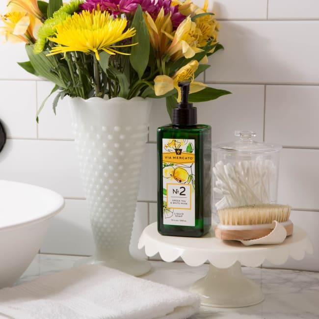 Via Mercato No. 2 Liquid Hand Soap