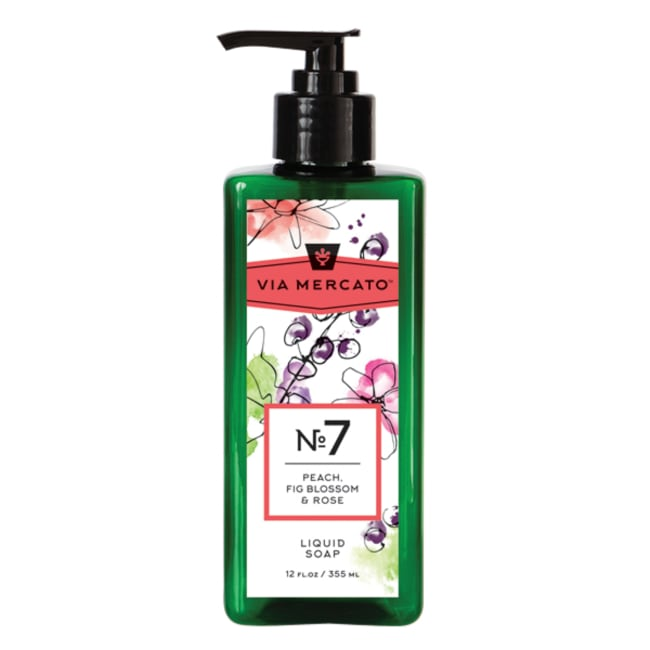 Via Mercato No. 7 Liquid Hand Soap