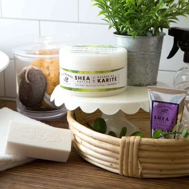 Shea Butter Lavender Hand Cream