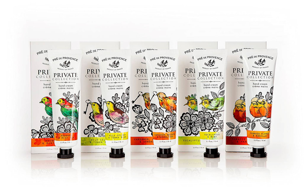Private Collection Eucalyptus & Mint Hand Cream