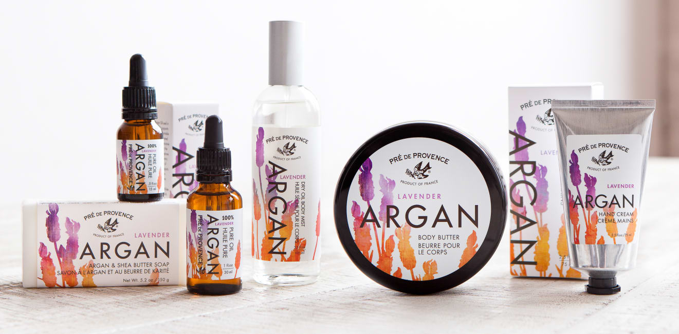 Argan Lavender Hand Cream