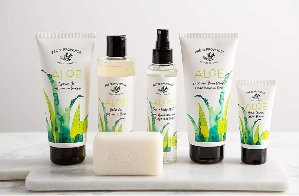 Aloe Face And Body Mist