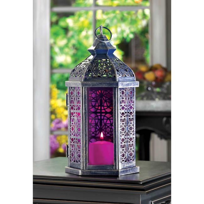 Enchanted Candle Lamp