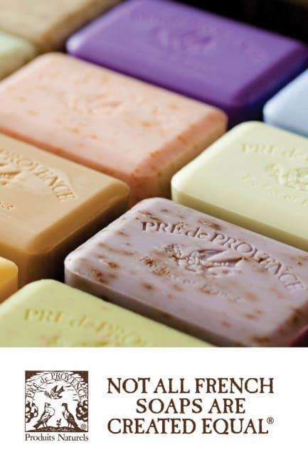 Pre de Provence Wildflower Bar Soap