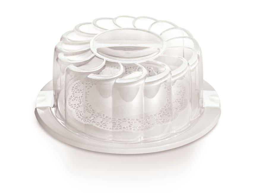 WHITE Cake Holder / Carrier