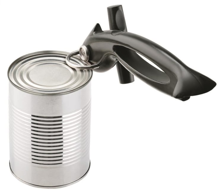 Duo Safety Can + Black Jar Opener