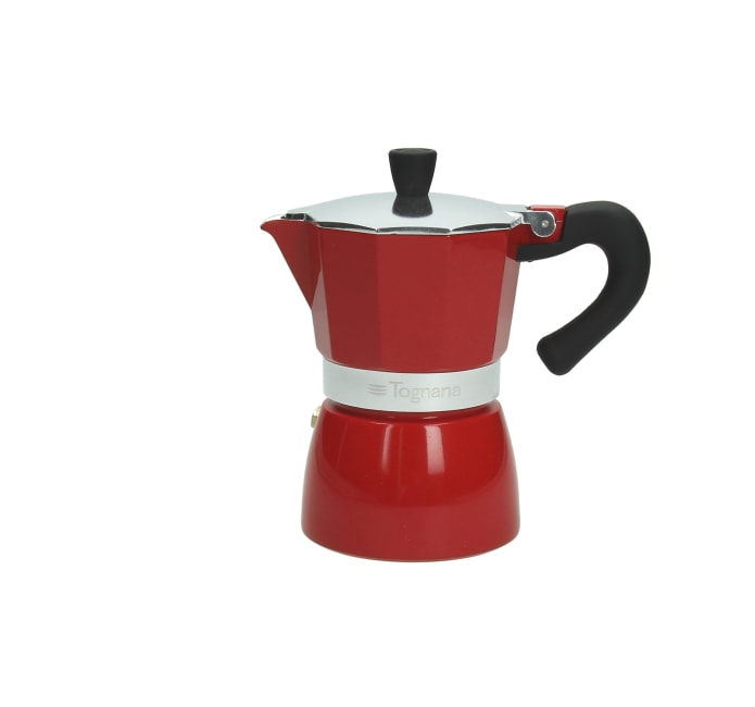 Coffee Star 6C Red Coffee Maker