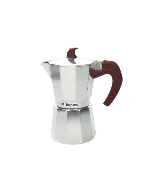 Extra Style Aluminum 9C Coffee Maker