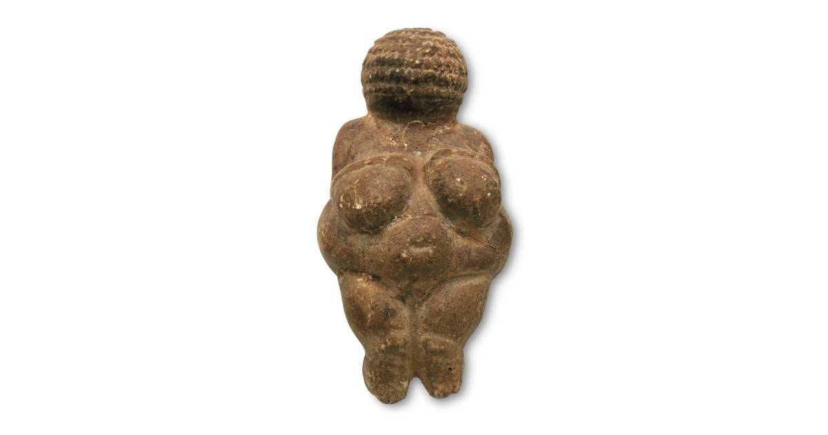 Stone age carvings statues dk find out