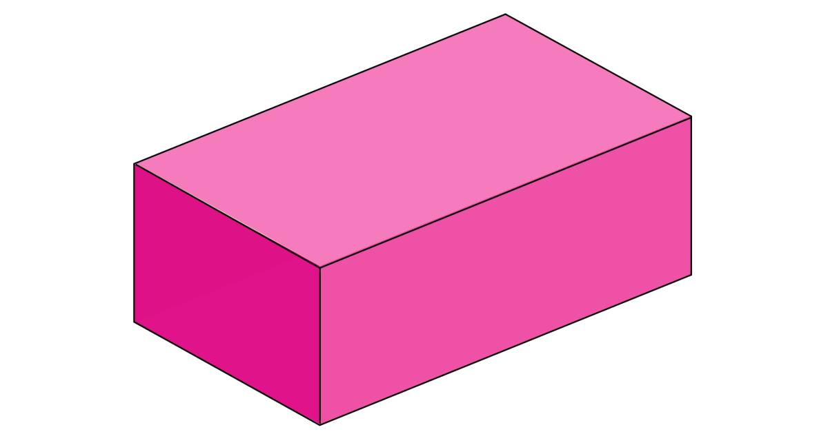 how to make models of cube and cuboid