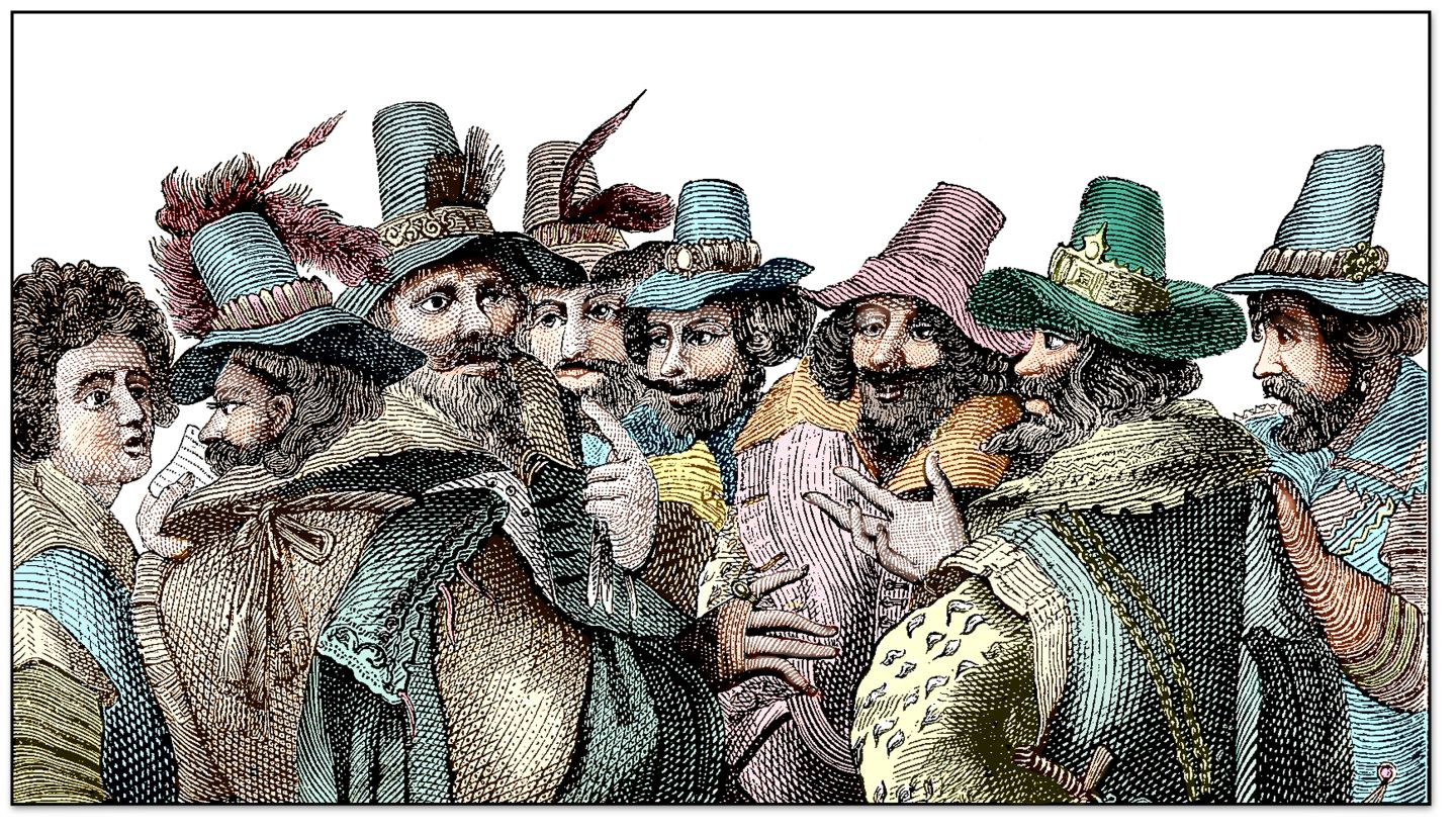 the significance of the gunpowder plot Guy fawkes night poem: meaning & analysis chapter 4 / lesson 15 guy fawkes' plan of assassination and terrorism is commonly called the gunpowder plot.