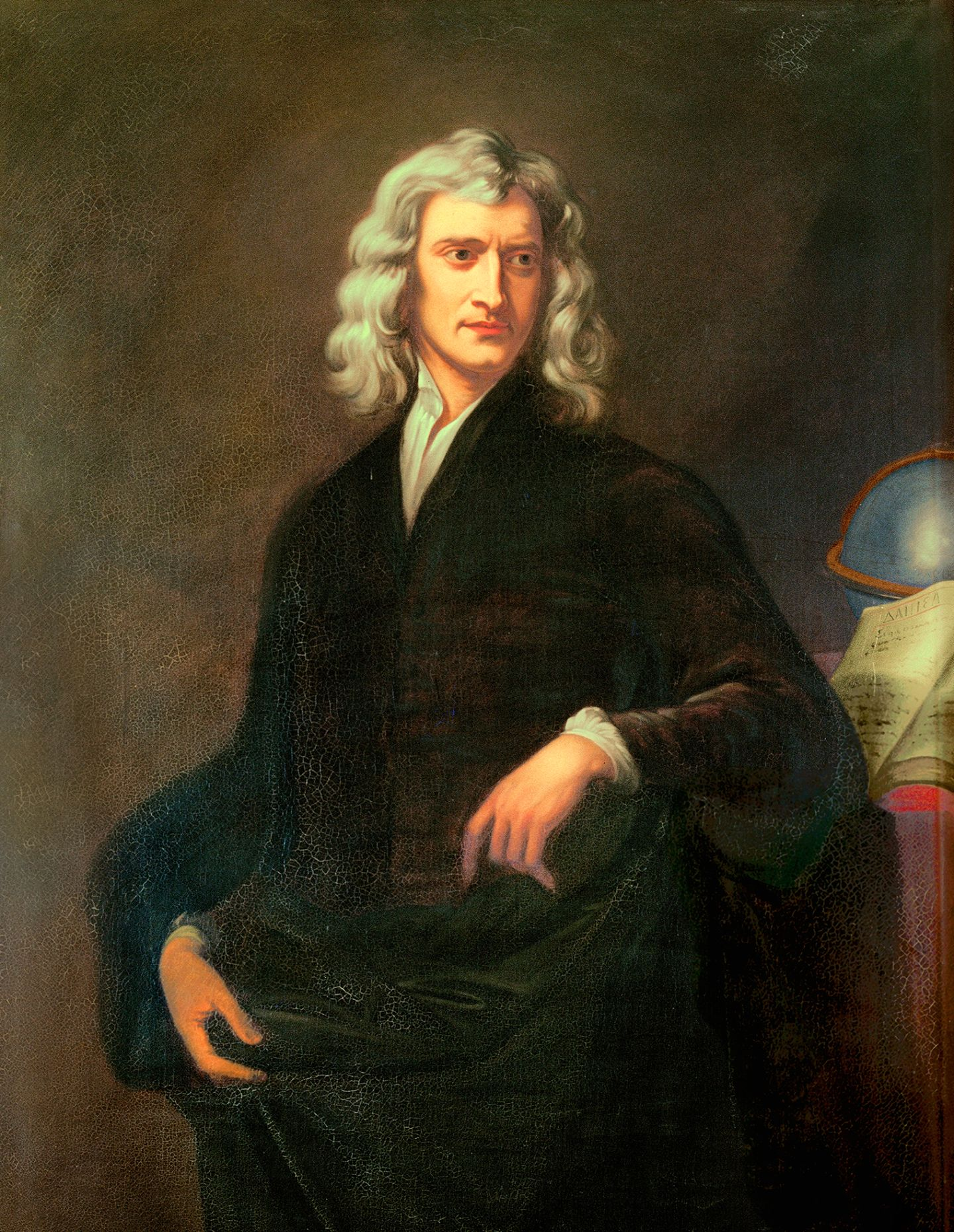 What is a good topic to write about isaac newton.?