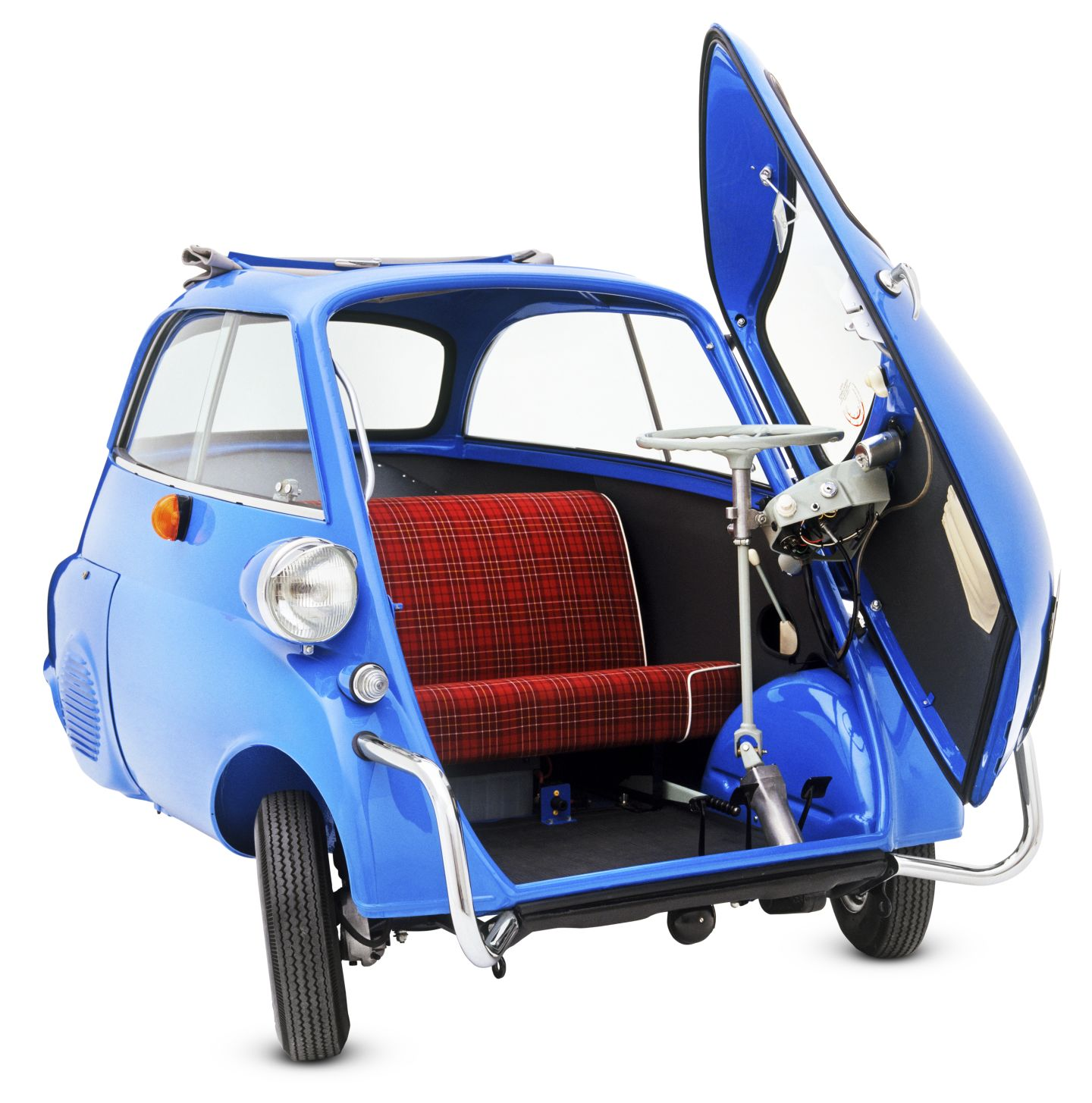 history of small cars classic bubble cars dk find out. Black Bedroom Furniture Sets. Home Design Ideas