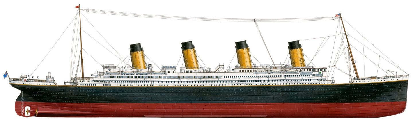 a history of the ship titanic and the cold water 100 unsinkable facts about the titanic rms titanic hit an iceberg the iceberg was warmer than the water titanic passengers fell into that night a nearby vessel could be seen off the port side of the titanic, but the ship's identity remains a mystery.