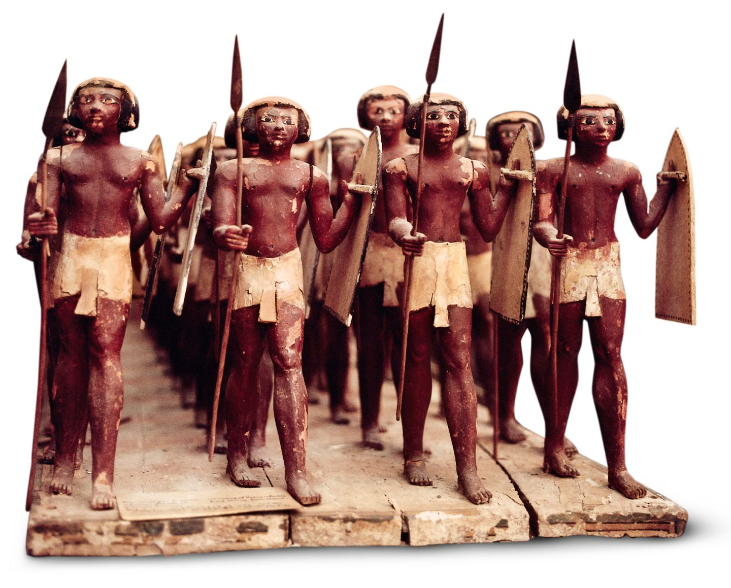 Military structure and warfare of Ancient Egypt? : AskHistorians