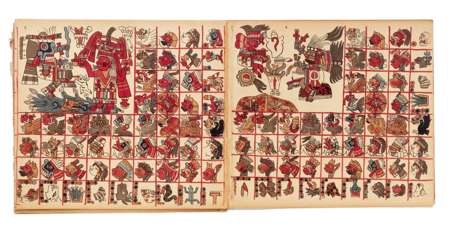 aztec writing system