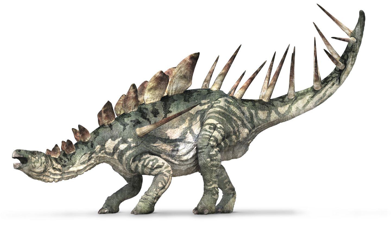 kentrosaurus because a stegosaurus is not metal enough