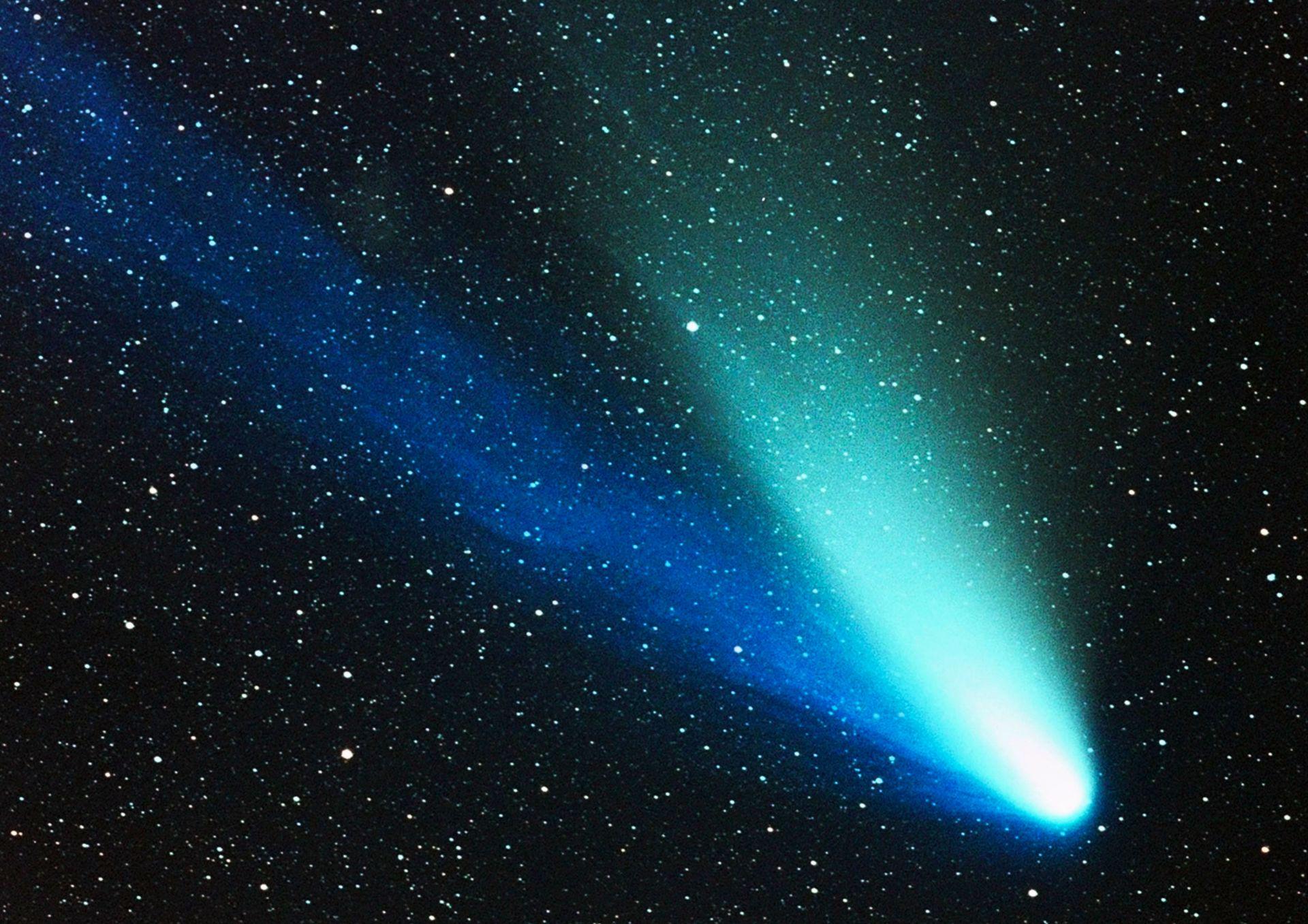 Как сделать комета