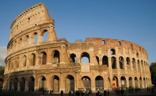 Ancient Roman Architecture Colosseum Roman Colosseum Facts Kids