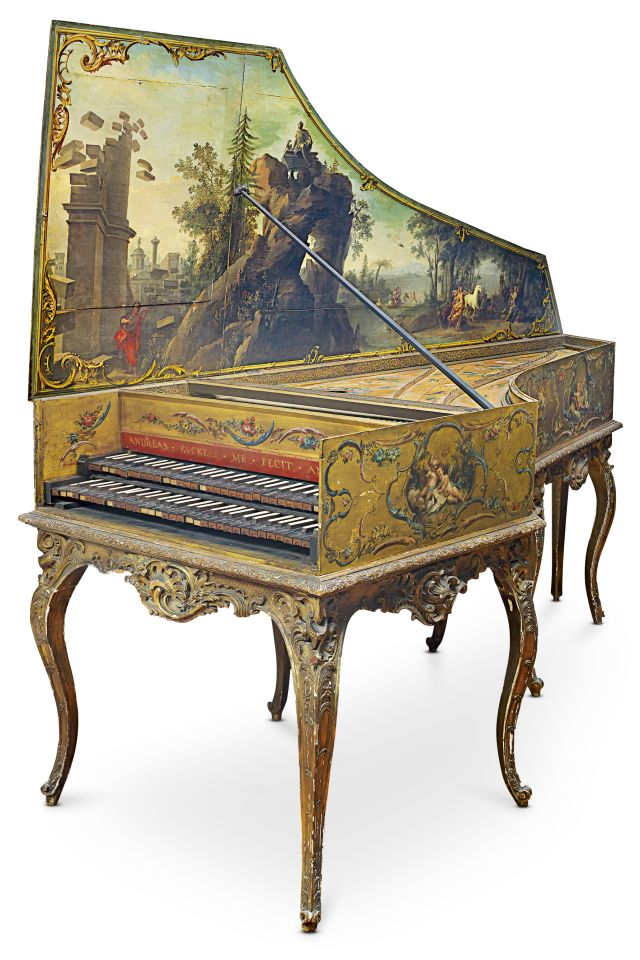 Baroque era instruments used for What is the baroque period