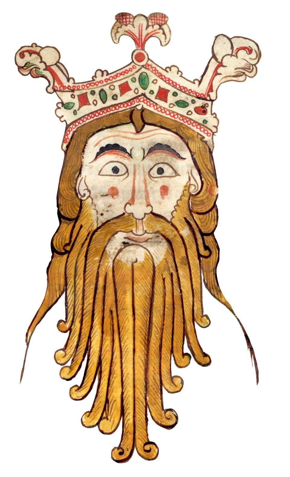 Anglo-saxon Kings Anglo-saxon Beliefs