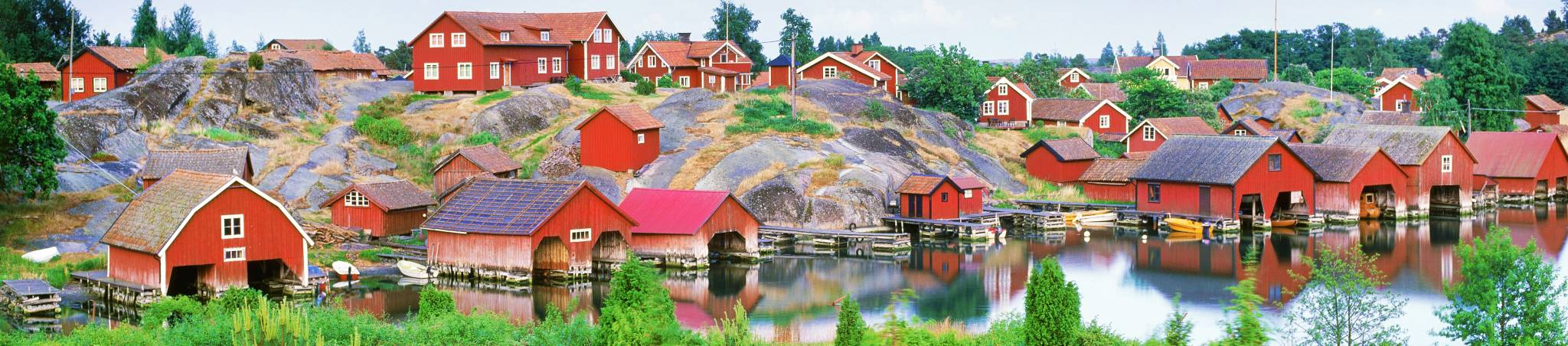 getting around sweden