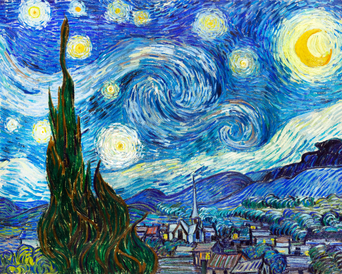 van gogh starry night and influence The story of van gogh cutting off his ear after a fight with his friend, the french artist paul gauguin, is one of the most popular anecdotes in art history, and supposedly occurred in winter 1888, the year before the painting of starry night and not long before van gogh's death in 1890 keeping with his reputation as a crazy artist, van gogh.