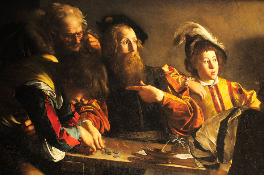 caravaggio research paper Essays & papers baroque art - paper example baroque art baroque art the baroque peter paul rubens and caravaggio.