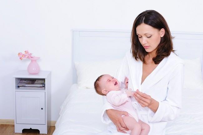 Kenali Tanda Penyakit Bayi Berbahaya dan Cara Menanganinya