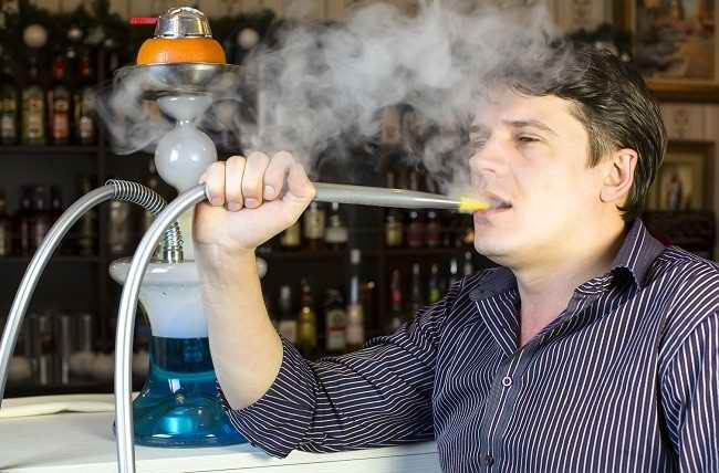 Kandungan dan Bahaya Rokok Shisha