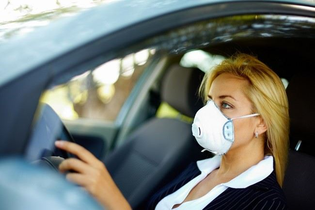 polusi di dalam mobil - Alodokter