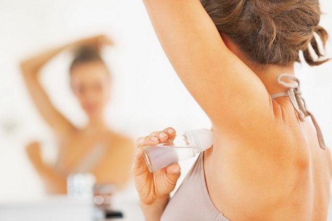 Deodoran Memicu Kanker Payudara