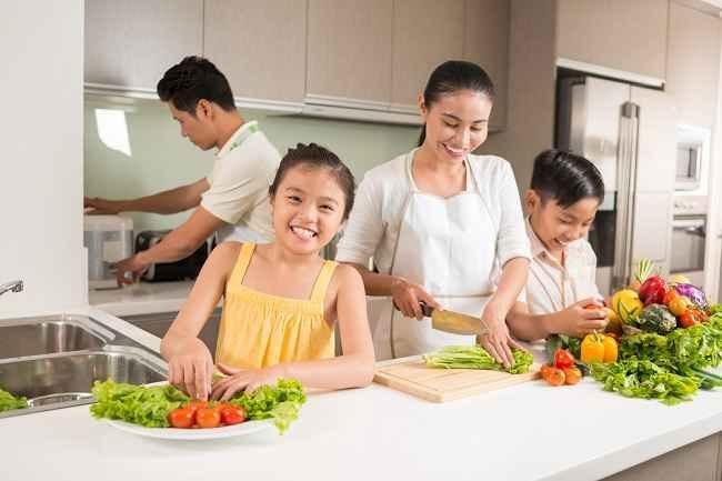 mama mau masak bareng si kecil di rumah - alodokter
