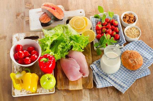 Paket Diet Ibu Menyusui Standard