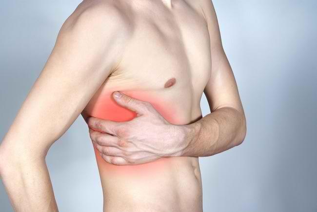 inademen pijn rug