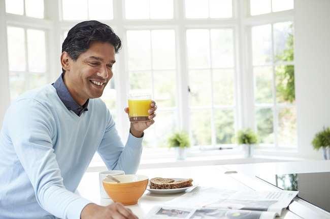 5 Makanan Yang Harus Ada Di Piring Buat Kamu Yang Ingin Menjadi Ayah - Alodokter